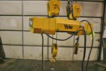 02000 1 TON YALE ELECTRIC CABLE