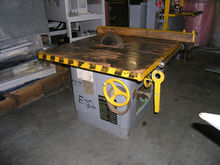 "12 "" WOOD TABLE SAW"