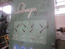 """Solberga SE2035 25"""" SINGLE SPIN"""
