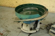 SHINKO VIBRATORY BOWL FEEDER: