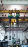 3 TON P & H ELECTRIC HOIST
