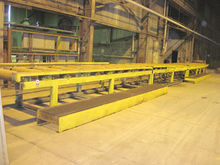"62' X 40"" POWER ROLLER CONVEYOR"