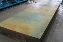 "14' X 5' X 8"" SURFACE PLATE"