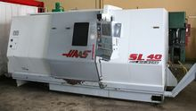 Haas SL40TB BIG BORE