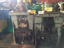 Used 3-ROLL FORM STA