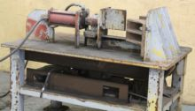HYDRAULIC RAM PRESS
