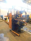 250 TON NUGIER WHEEL PRESS