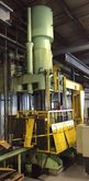 750 TON HYDRAULIC 4 POST PRESS