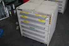 Used VIDMAR 6 DRAWER