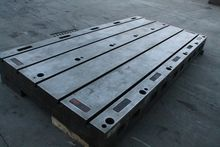 "60"" X 120"" T-SLOTTED FLOOR PLAT"