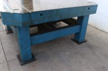 "79"" X 79"" X 7-1/2"" DRILL TABLE"