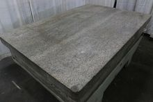 "36"" X 72"" GRANITE INSPECTION TA"