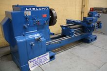 Used LeBlond 25/35 X