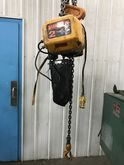 2 TON HARRINGTON CHAIN HOIST