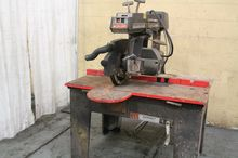 "16"" DEWALT RADIAL ARM SAW"