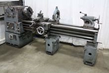 "18"" X 60"" MUESER ENGINE LATHE"