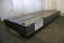 "60"" X 15' X 14"" CAST IRON WITH"
