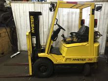 Used Hyster H30XM 30