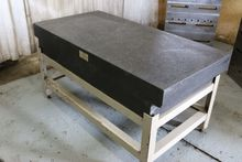 "30"" X 60"" SURFACE PLATE CO BLAC"
