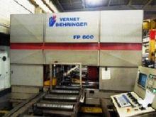 VERNET BEHRINGER FP600 3 HEAD C
