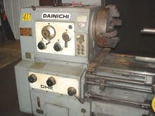 "30"" x 120"" DAINICHI ENGINE LATH"