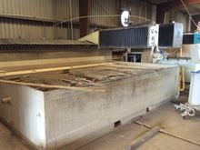 6'x 12' Flow Waterjet IFB 55K p