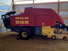 1997 New Holland 595