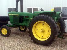 1971 John Deere 4320