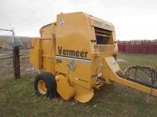 2007 Vermeer 554 XL Accu-Bale P