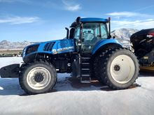 2013 New Holland T8.300