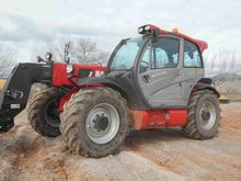 2013 Manitou MLT840-115 PS