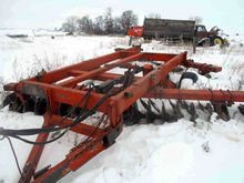 Hutchmaster Rolling Plow