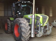 Used 2011 Claas Xeri