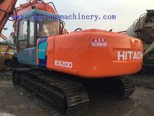 Used Hitachi EX200-3
