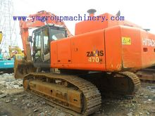 Used Hitachi ZX470 i