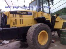 Used Komatsu WA200 i