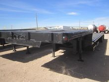 2004 FONTAINE Drop Deck Trailer