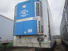 2004 UTILITY Reefer Trailers