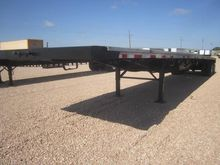 2006 FONTAINE Flatbed Trailers