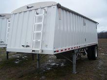 2016 JET STEEL GRAIN TRAILER