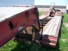 2007 Talbert Drop Deck