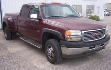 Used 2002 GMC SIERRA