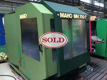 1987 CNC center  MAHO - MH 700C