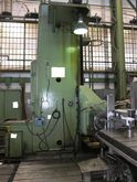 1981 Horizontal boring machine
