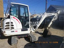 Used 2006 TEREX HR16