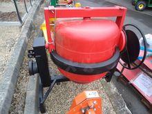 Concrete mixer : BETONNIERE LER