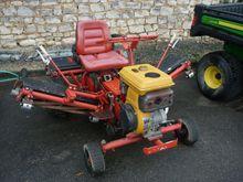 1980 Saxon Lawn tractor