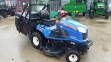 2015 Iseki sxg 326 Lawn tractor