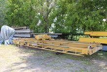 Detroit Hoist 15 Ton Bridge Cra