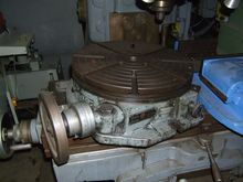 "R18 Troyke 18"" Rotary Table"